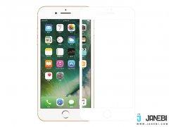محافظ صفحه نمایش شیشه ای تمام چسب آیفون  Full Glass Screen Protector Apple iphone 8 Plus/7 Plus