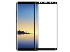 محافظ صفحه نمایش شیشه ای تمام چسب سامسونگ Full Glass Screen Protector Samsung Galaxy Note 8