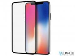 محافظ صفحه نمایش شیشه ای تمام چسب آیفون Benovo HD Glass Apple iphone X/XS