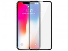 گلس شیشه ای تمام چسب آیفون Benovo HD Glass Apple iphone X/XS