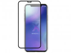 محافظ صفحه نمایش شیشه ای حفظ حریم شخصی آیفون Benovo 6D Privacy Glass Apple iphone X/XS