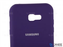 قاب محافظ سیلیکونی سامسونگ Silicone Cover Samsung Galaxy A7 2017