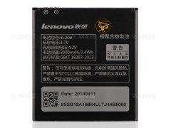 باتری اصلی Lenovo BL209 Battery