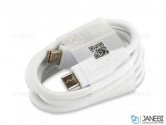 کابل شارژ و انتقال داده تایپ سی یک متری LG Cable Type C to Type C 1m