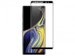 محافظ صفحه نمایش شیشه ای تمام چسب سامسونگ Full Glass Screen Protector Samsung Galaxy Note 9