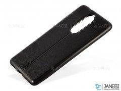 قاب ژله ای طرح چرم نوکیا Auto Focus Jelly Case Nokia 5.1