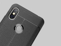 قاب ژله ای طرح چرم شیائومی Auto Focus Case Xiaomi Redmi S2/ Y2