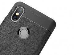 قاب ژله ای طرح چرم شیائومی Auto Focus Case Xiaomi Mi 6 X