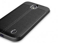 قاب ژله ای طرح چرم نوکیا Auto Focus Jelly Case Nokia 3.1