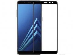 محافظ صفحه نمایش شیشه ای سامسونگ  Full Glass Screen Samsung Galaxy A8 2018