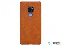 کیف چرمی نیلکین هواوی Nillkin Qin Leather Case Huawei Mate 20