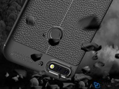 قاب ژله ای طرح چرم هواوی Auto Focus Jelly Case Huawei Honor 7s/P smart