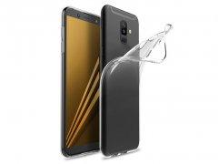 محافظ ژله ای 5 گرمی سامسونگ Samsung Galaxy A6 Plus 2018 Jelly Cover 5gr