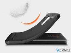 محافظ ژله ای شیائومی Carbon Fibre Case Xiaomi Pocophone F1