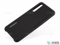 قاب محافظ سیلیکونی هواوی Silicone Cover Huawei P20 Pro