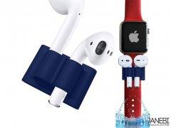 نگهدارنده ایرپاد روی اپل واچ AirPods Band Holder