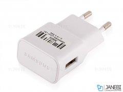 شارژر اصلی سامسونگ همراه با کابل Samsung Travel Adapter Charging 1.55A