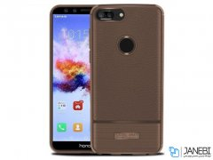 قاب ژله ای طرح چرم هواوی Becation Ruged Armor Case Huawei Honor 9 Lite