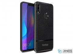 قاب ژله ای طرح چرم هواوی Becation Ruged Armor Case Huawei Nova 3i/ P Smart Plus
