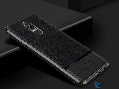 قاب ژله ای طرح چرم هواوی Becation Ruged Armor Case Huawei Mate 10 Lite