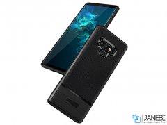 قاب ژله ای طرح چرم سامسونگ Becation Ruged Armor Case Samsung Galaxy Note 9