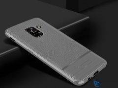 قاب ژله ای طرح چرم سامسونگ Becation Ruged Armor Case Samsung Galaxy J6