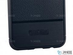 قاب ژله ای طرح چرم هواوی Becation Ruged Armor Case Huawei Mate 20 Lite