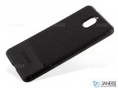 قاب ژله ای طرح چرم نوکیا Becation Ruged Armor Case Nokia 3.1