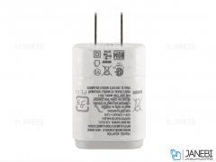 شارژر اصلی ال جی LG 1.2A MCS-01 Travel Charger Adapter