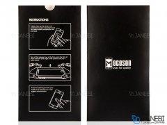 محافظ صفحه نمایش شیشه ای تمام چسب سامسونگ Mocoson Full Glue Glass Samsung Galaxy S8 Plus
