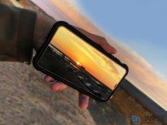 محافظ صفحه نمایش آینه ای آیفون Kingxbar Mirror Glass Apple iPhone XS Max