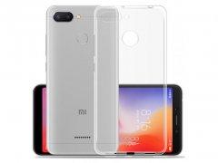 محافظ ژله ای 5 گرمی شیائومی Xiaomi Redmi 6 Jelly Cover 5gr