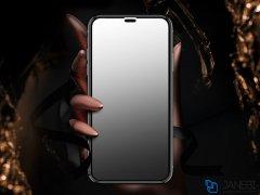 محافظ صفحه نمایش آینه ای آیفون Kingxbar Mirror Glass Apple iPhone X/XS