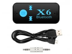 گیرنده بلوتوثی موزیک X6 Car bluetooth music receiver