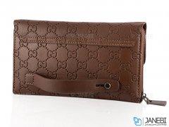 کیف چرمی چند منظوره و گوشی موبایل GG Giordani Gold Mobile Bag