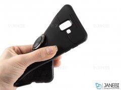 قاب ژله ای حلقه دار سامسونگ Becation Finger Ring Case Samsung Galaxy J6 Plus