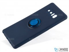 قاب ژله ای حلقه دار سامسونگ Becation Finger Ring Case Samsung Galaxy Note 8
