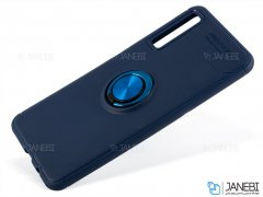 قاب ژله ای حلقه دار سامسونگ Becation Finger Ring Case Samsung Galaxy A7 2018