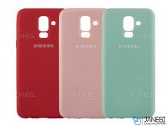 قاب ژله ای سامسونگ Jelly Cover Samsung Galaxy J8