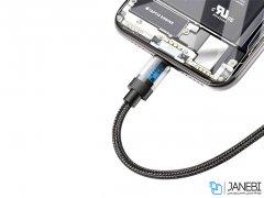 کابل شارژ سه سر بیسوس Baseus Data Faction 3-in-1 Cable