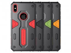 گارد محافظ نیلکین آیفون Nillkin Defender Case II Apple iPhone XS Max