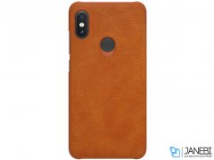 کیف چرمی نیلکین شیائومی Nillkin Qin Leather Case Xiaomi Redmi Note 6 Pro