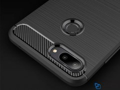 محافظ ژله ای شیائومی Carbon Fibre Case Xiaomi Mi 8 Lite
