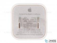 شارژر اصلی اپل آیفون Apple iPhone 5W USB Power Adapter