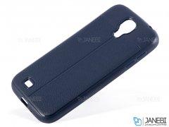 قاب ژله ای طرح چرم سامسونگ Auto Focus Jelly Case Samsung Galaxy S4