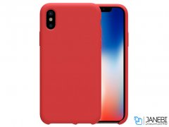 قاب سیلیکونی نیلکین آیفون Nillkin Flex Pure Case Apple iPhone XS Max