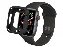 قاب محافظ اپل واچ Coteetci TPU Case Apple Watch 44mm