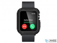 قاب محافظ اپل واچ Spigen Apple Watch Series 3/2/1 Case Tough Armor 2 38mm