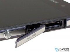 درپوش خشاب سیمکارت و پورت شارژ سونی Sony Xperia Z2 Charge /Sim Card Cover