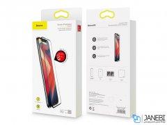 محافظ صفحه نمایش بیسوس آیفون Baseus Screen Protector iPhone XS Max